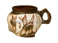 Чашка Полосатик