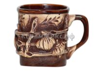 Чашка Сувенирная малая лепка