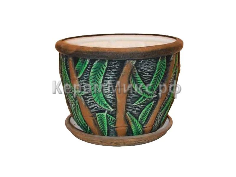 Бамбук маленький рисованный