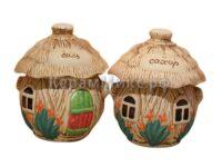 Дом круглый лесной двойка