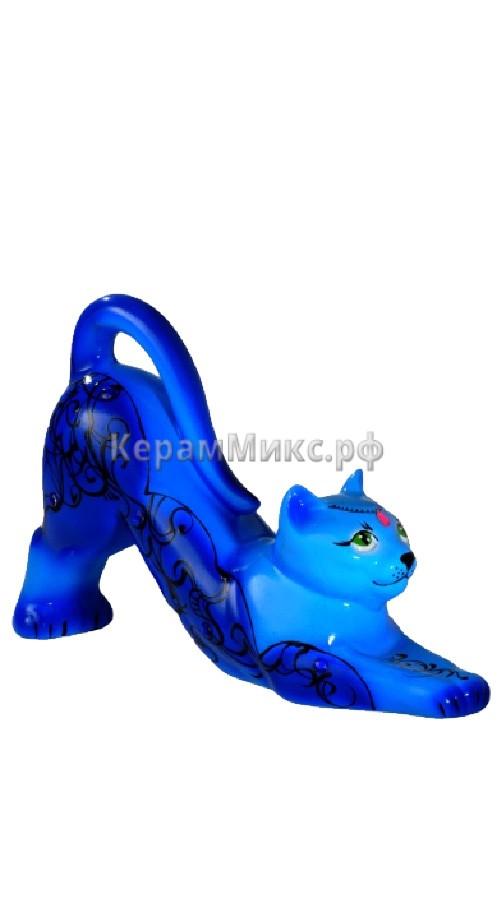 Ася глазурь синяя