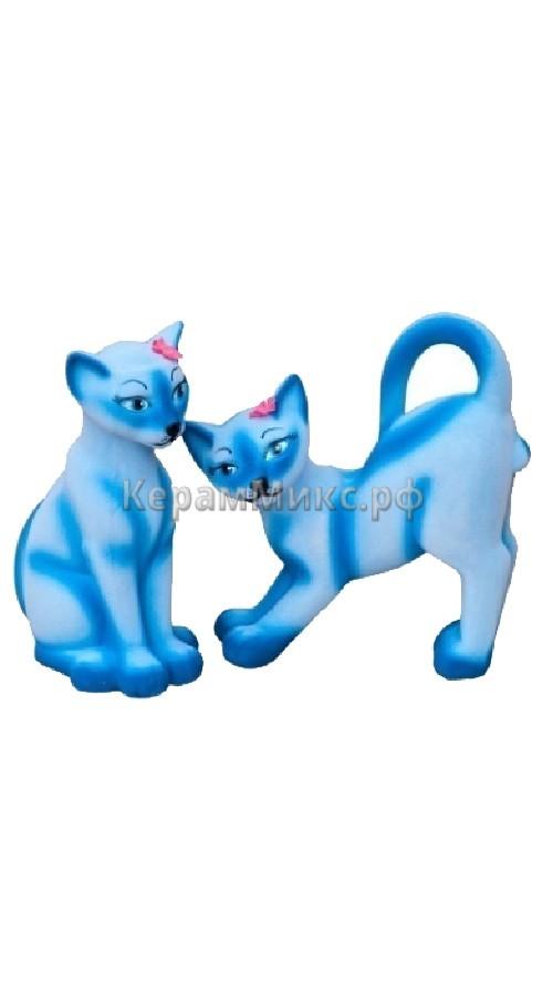 Мастер и Маргарита голубые