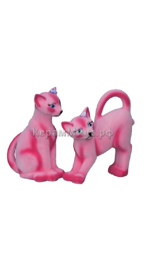 Мастер и Маргарита розовые