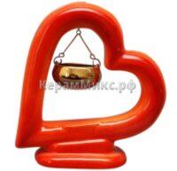 Аромалампа Сердце