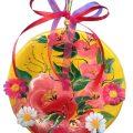 Панно цветы №2